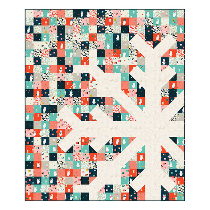 Flurry Quilt Kit