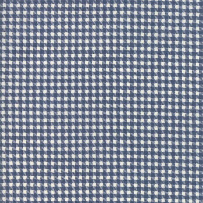 Sweet Tea Plaid - Navy - Sweetwater - Moda Fabrics