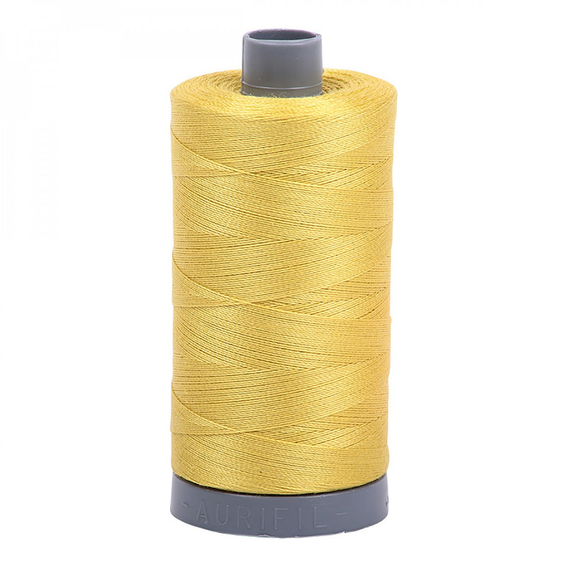 Gold Yellow 5015 - Aurifil Embroidery Thread