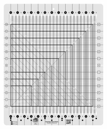 Creative Grids - Stripology Squared Ruler