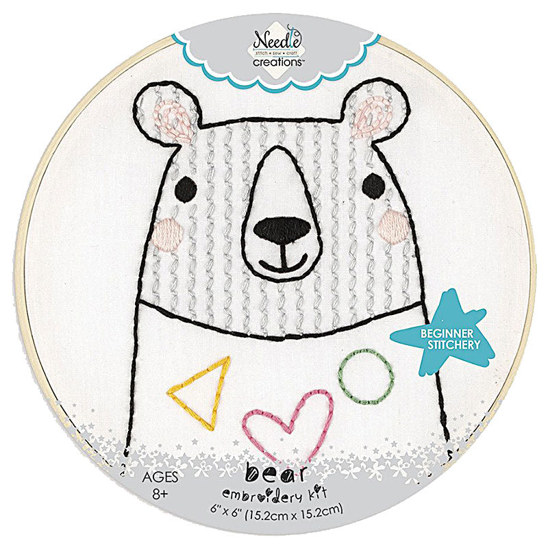 Easy Stitch Bear Project