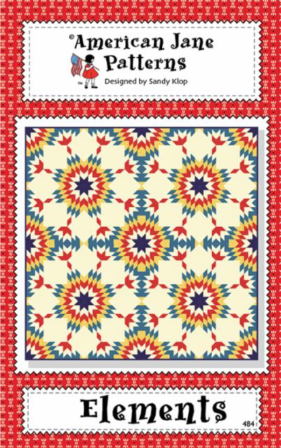Elements Quilt Pattern by American Jane Patterns