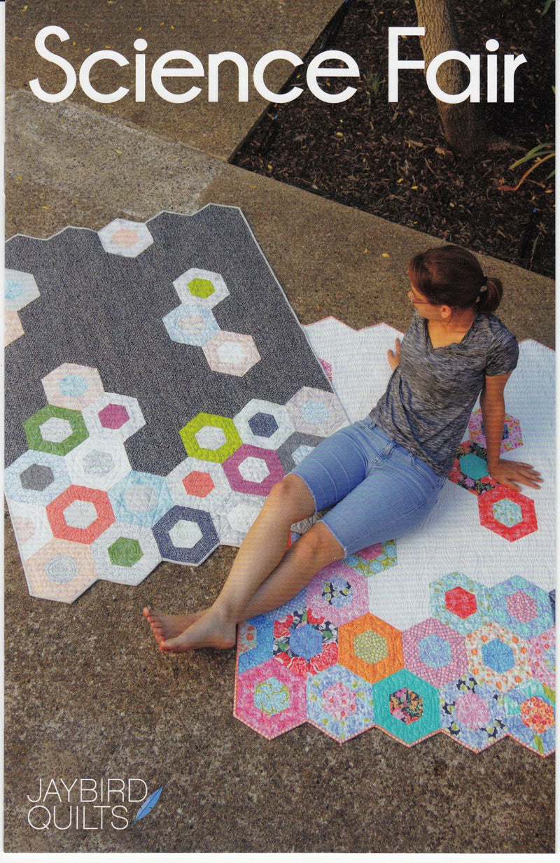 Science Fair Quilt - Jaybird Quilts
