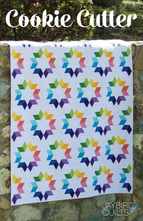 Cookie Cutter Quilt Pattern - Jaybird Quilts