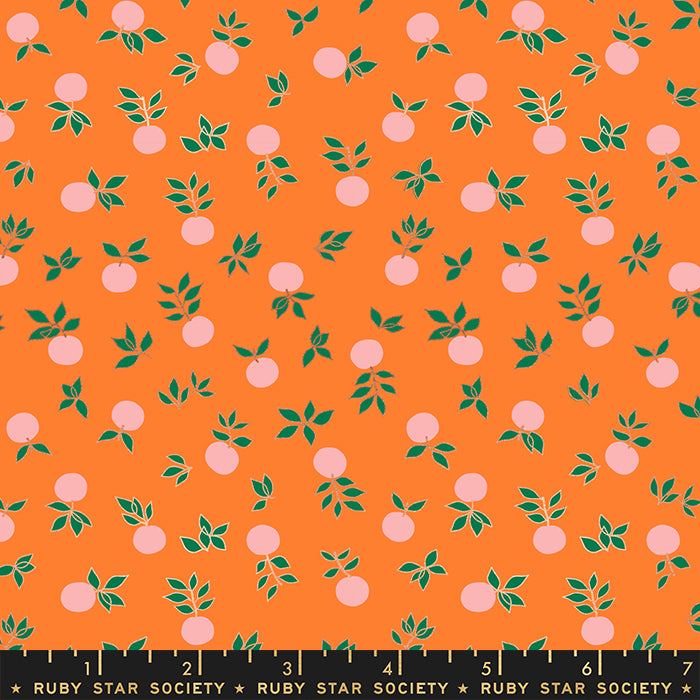 PREORDER – Stay Gold – Blossom Orange Metallic – Melody Miller