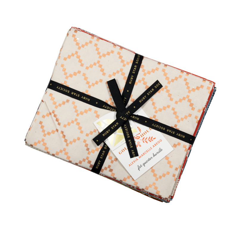 Golden Hour Fat Quarter Bundle - Alexia Marcelle Abegg - Ruby Star Society