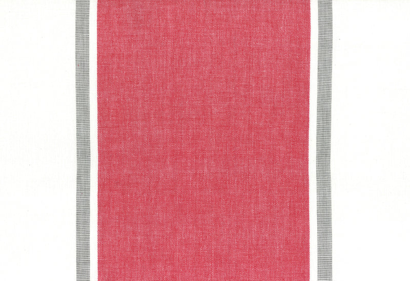 Red Picnic Point Tea Towel - Pieces to Treasure - Jenelle Kent