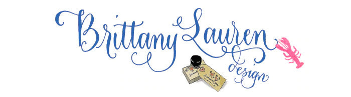 Brittany Lauren Design - Rubber Stamps, Stationery and Fine Gifts