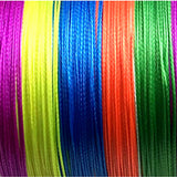 Multicolor Braided Fishing Line Sea Saltwater Carp Fishing