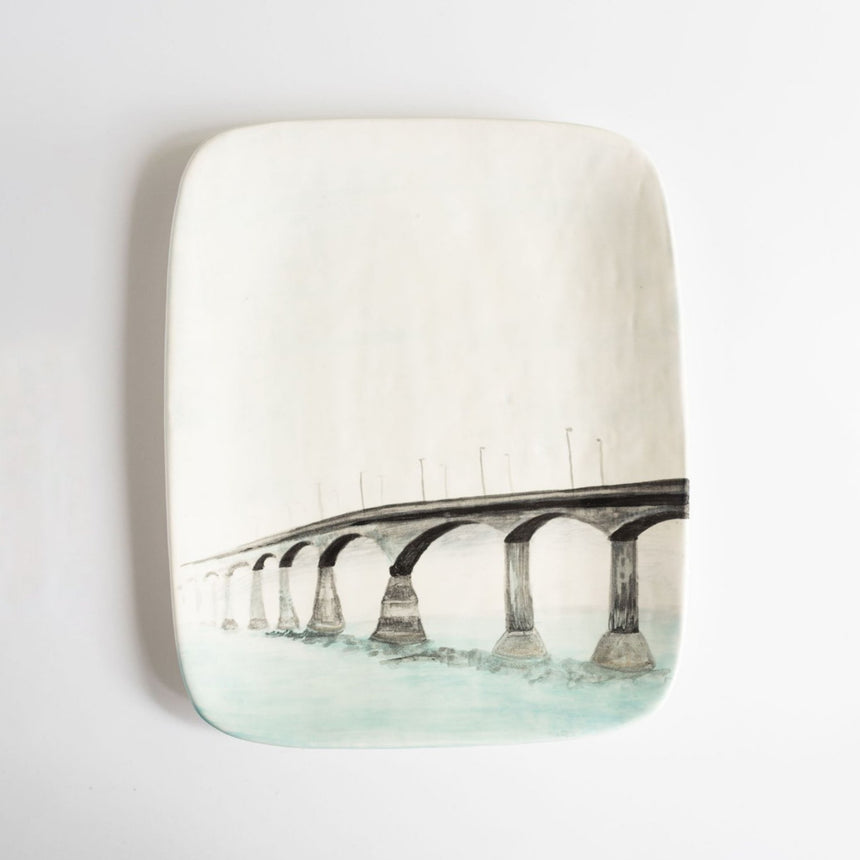 Confederation Bridge Platter