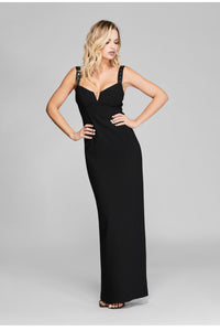FUSION STUDDED GOWN