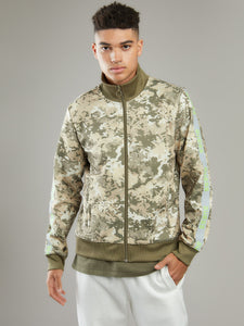 ATHLETIC FLEECE CAMO