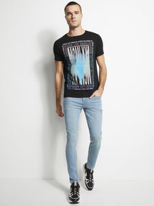 SS BSC MCM MIRROR CREW TEE