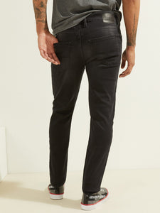 SLIM TAPER BASIC BLK