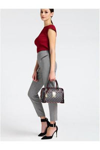 LUCIENNE BOX SATCHEL