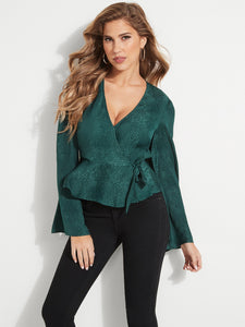 LS RAELEANA SURPLICE TOP