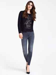 LS CN NIGHT OUT TEE