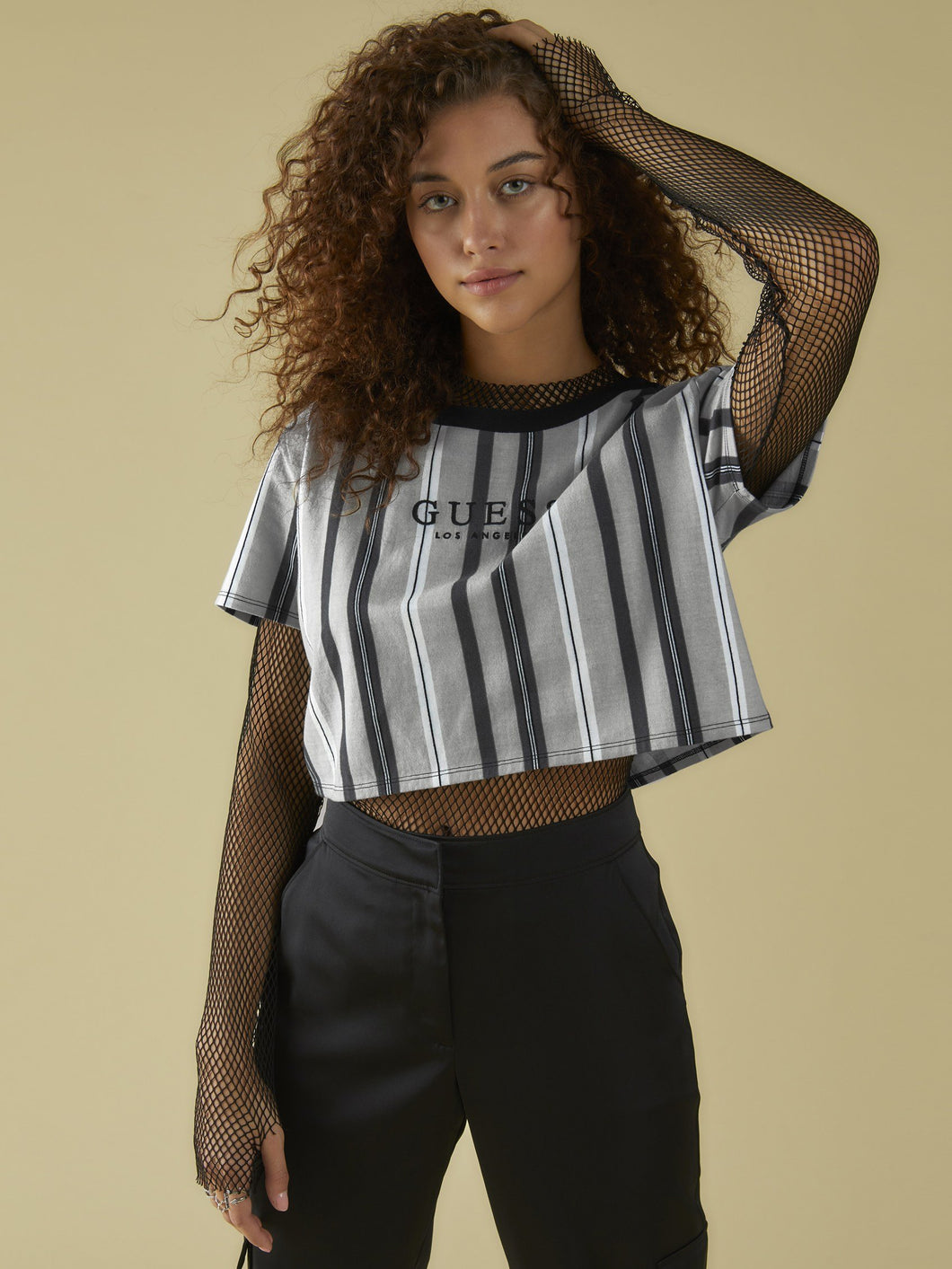 GO SS HOTSPUR CROPPED TEE