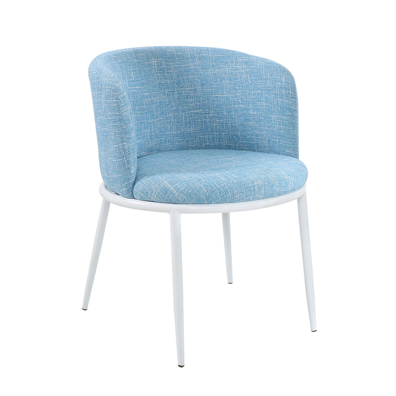 Nordic Cofe Chair Cheap Fabric Dining Chair