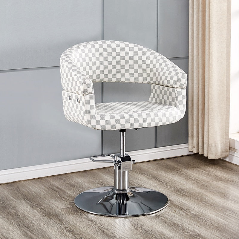 Hairdresser Chair Hair Salon Adjustable Chair Simple Haircut Chair Buy Home Decoration Items Accessories