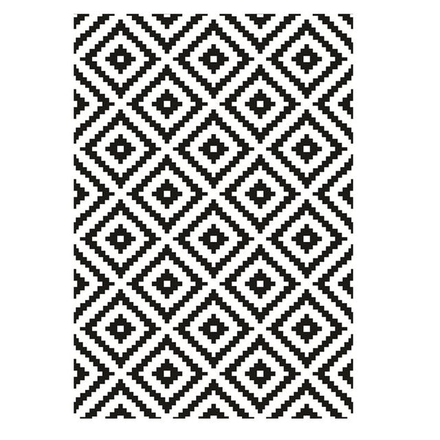 White And Black Carpets For Living Room Polyester Area Rugs Home Carpet Floor Door Mat Bedroom Rugs