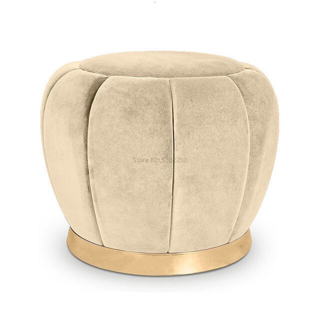 Household small stool fashion creative fitting room