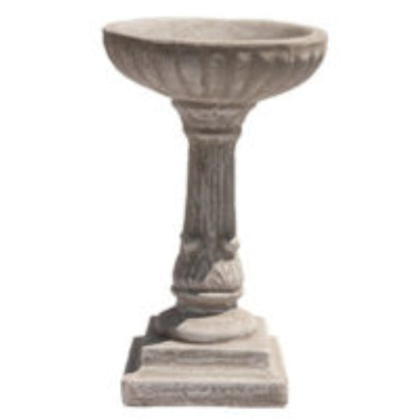 Bird Bath Victorian - Medium - NurseryNearby