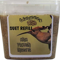 Suet Refill Tub 1kg (High Protein Insects) - NurseryNearby