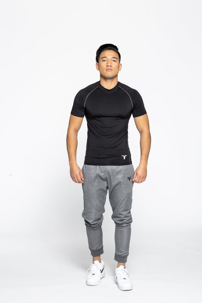 Mens Jogger Sweatpants - Grey