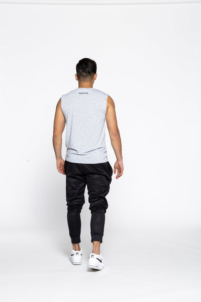 Dri-Fit Sleeveless Shirt - Grey