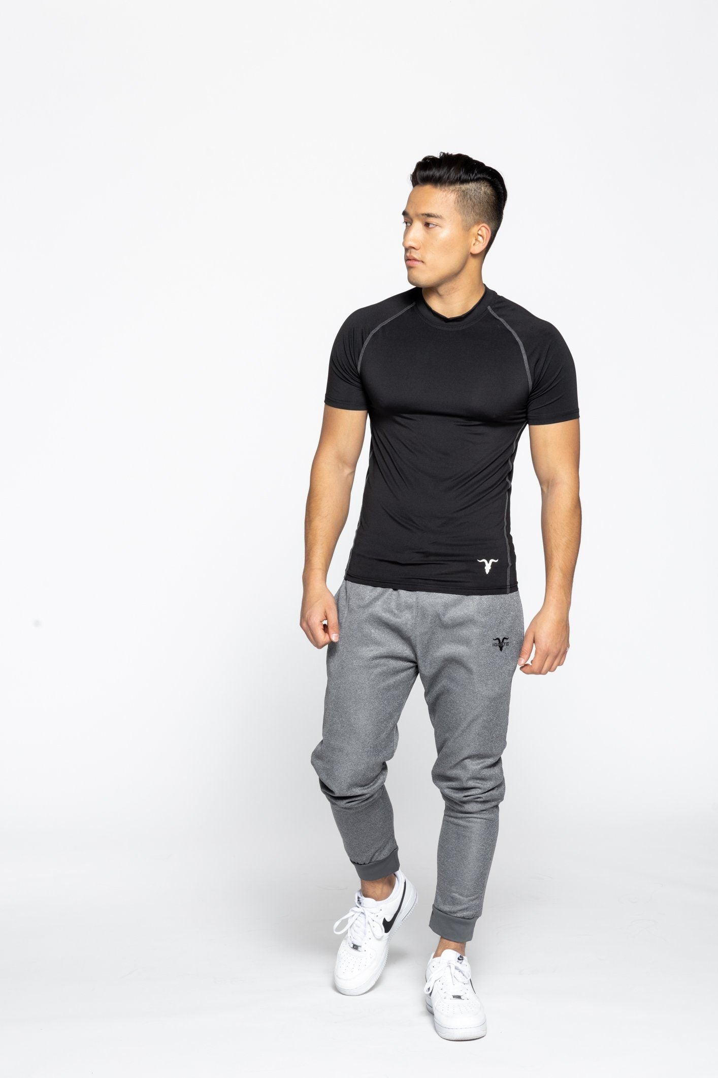 Jogger Sweatpants - Grey