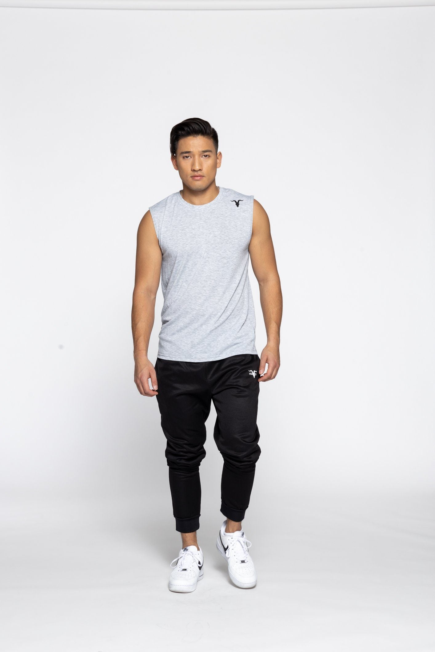 Men's Jogger Sweatpants - Black