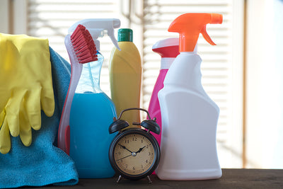 How Long Do Chemical Products Like Bleach Last?
