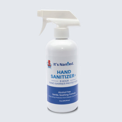 It's Nanoed™ 8 Hour Hand Sanitizer+