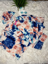Load image into Gallery viewer, 3 piece tie dye set
