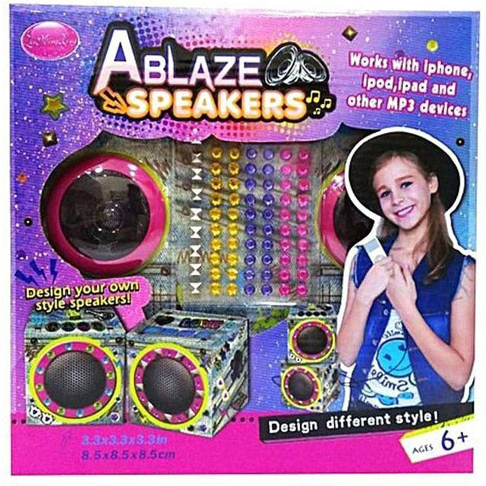 Ablaze Speakers - Design your own style speakers.