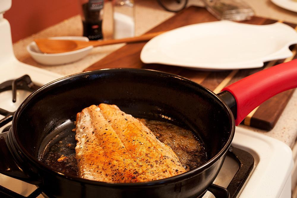 26cm Traditions Open Skillet