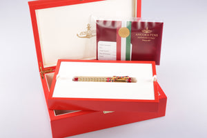 Coral Snake Rollerball Pen