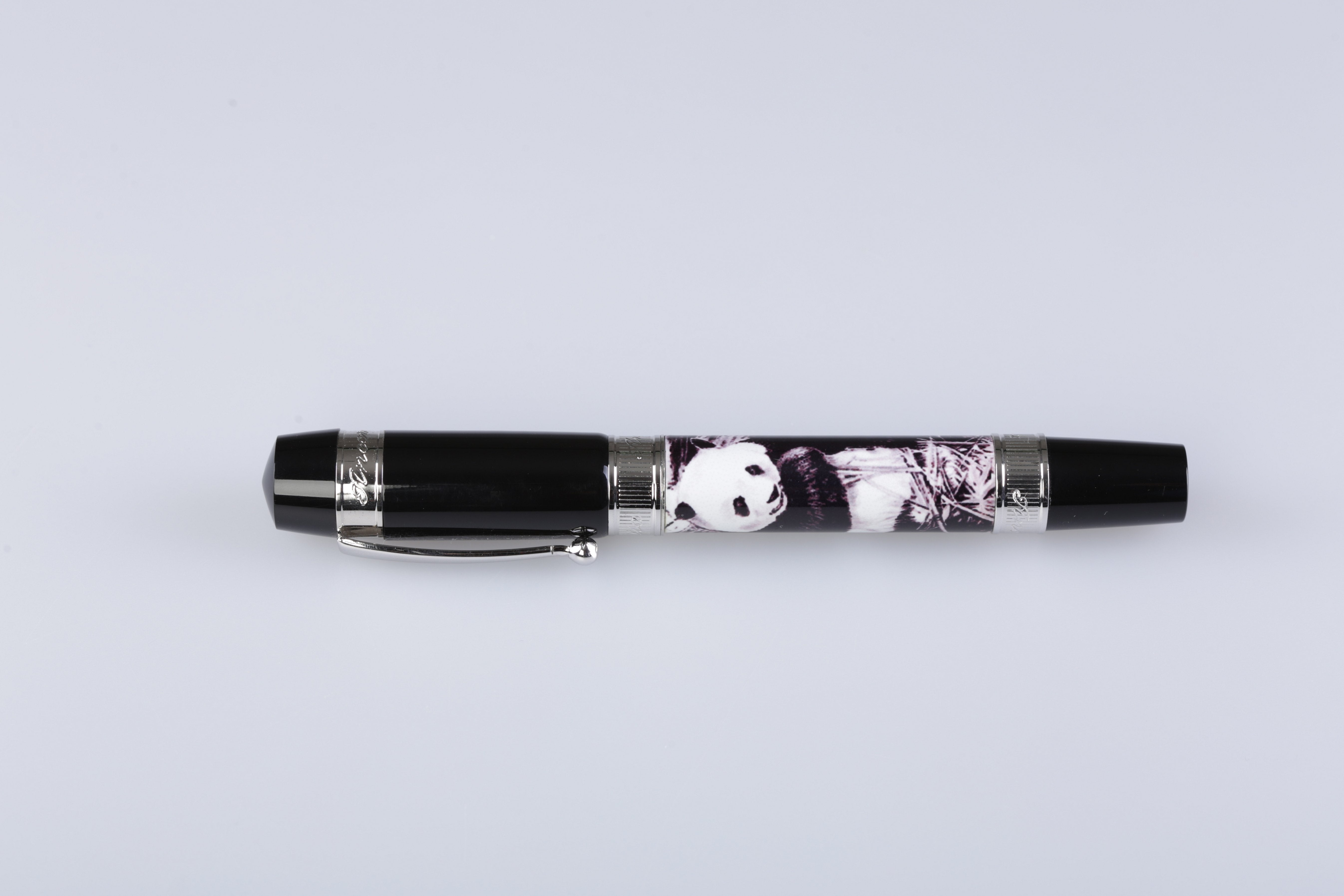 Panda Black Fountain pen