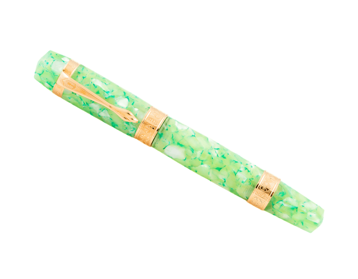 Perla Light Green Rollerball Pen