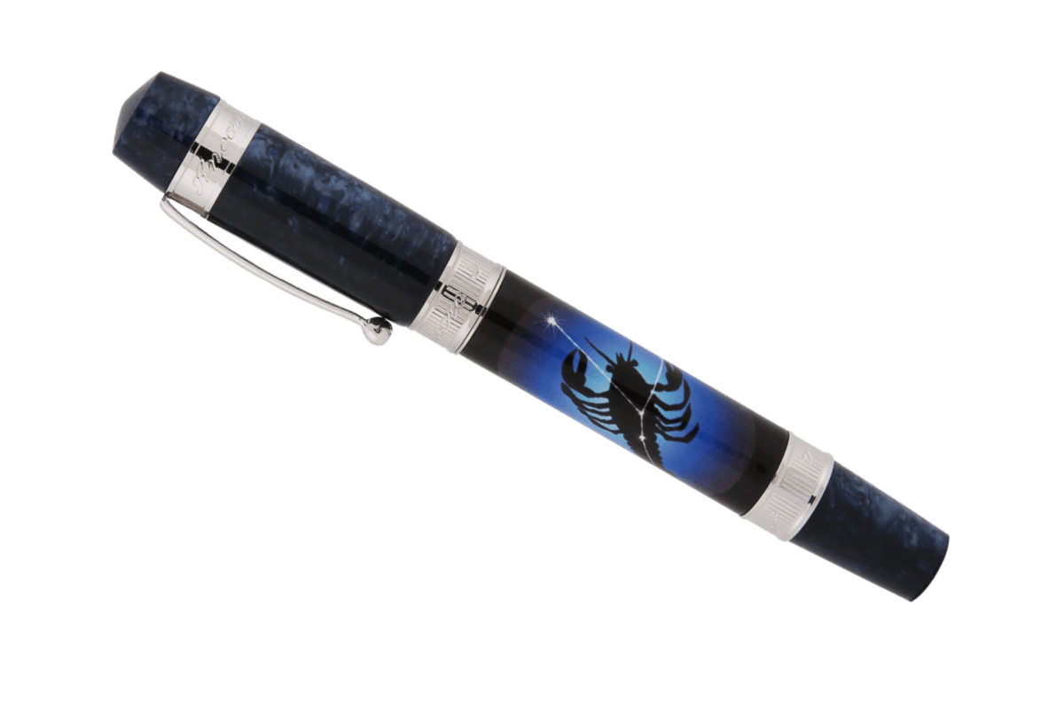 Zodiac Cancer Rollerball Pen