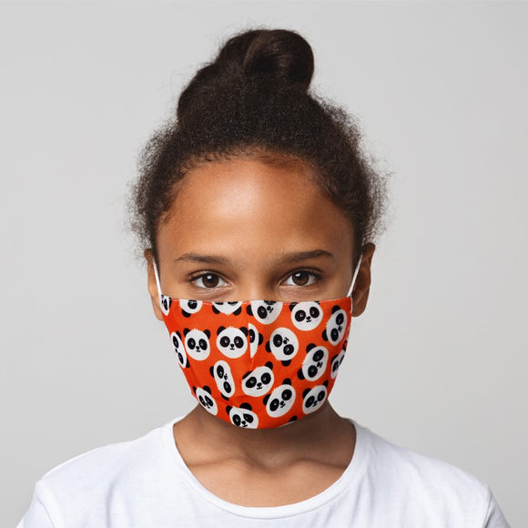 Face covering - children's