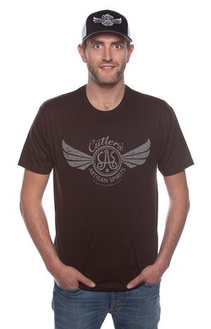Men's Chocolate Logo Tee-Shirt