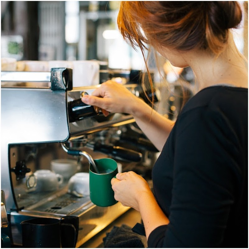 Ecole Lomi - formation Barista intensif 5 jours