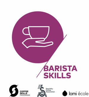 "Certification SCA ""Barista #1 - Initiation"" - 1 journée"