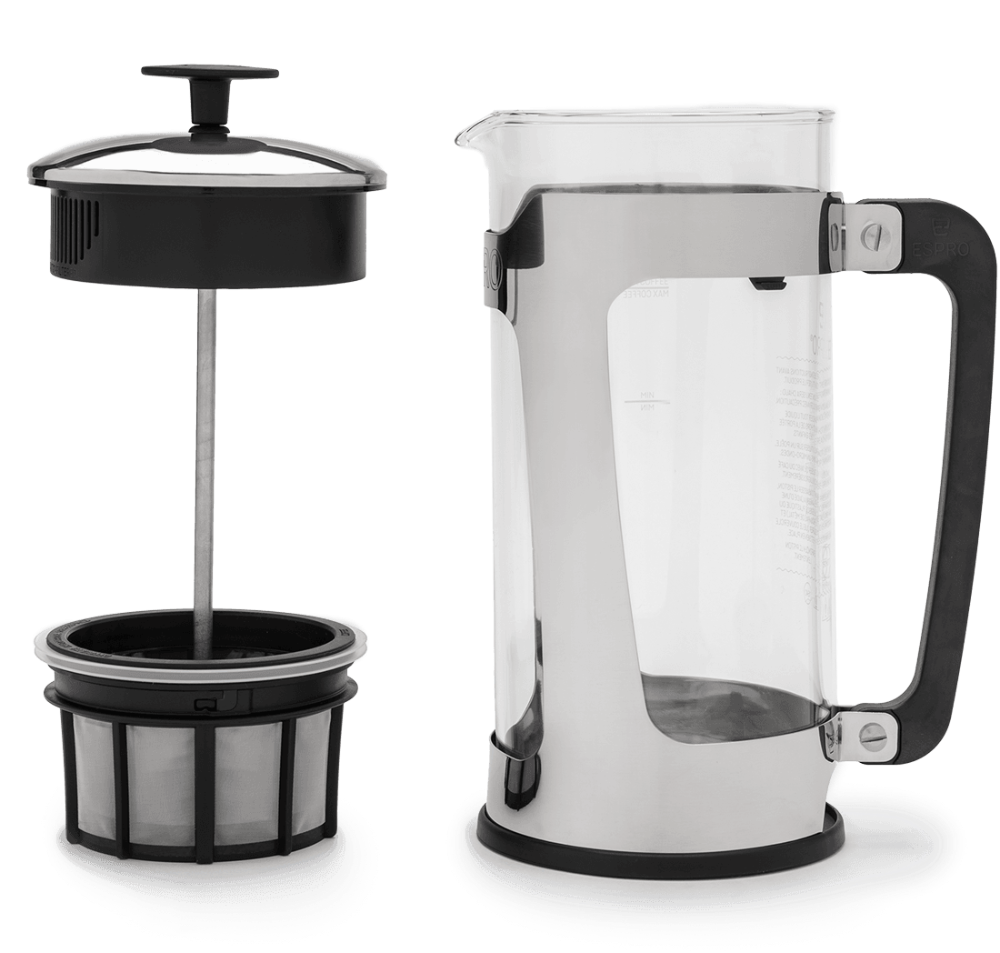 coffee French press ESPRO Press P5 vendue par Lomi