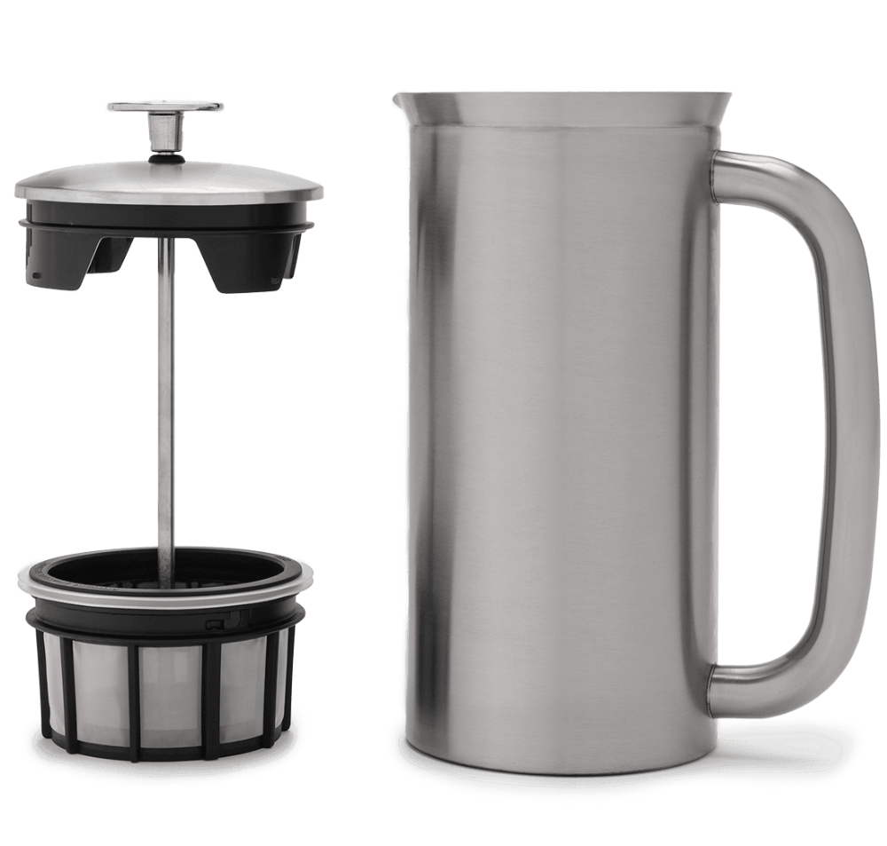 coffee french press inox thermo ESPRO Press P7 par Lomi