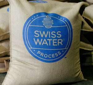 Lomi déca BIO Pérou Swiss Water process - single origin specialty coffee