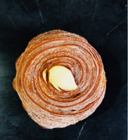Cruffin- Lemon Curd