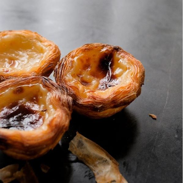 Ned's Portuguese Tarts